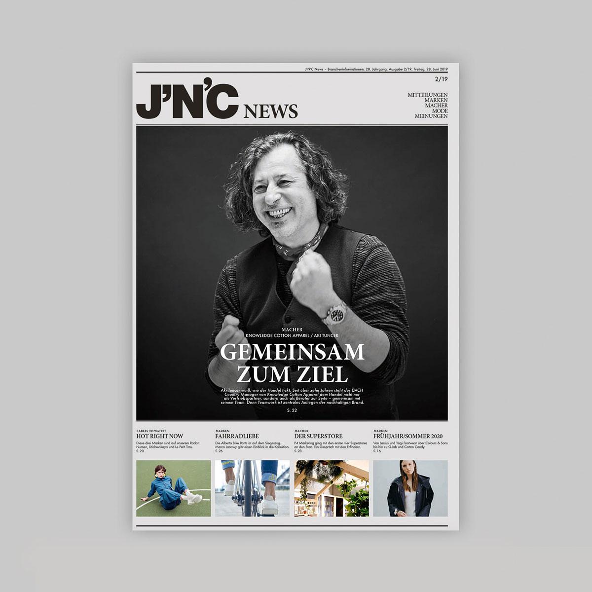 P4 bei J'N'C NEWS